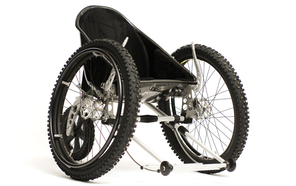 cadeira de rodas GT-2-Wheelchair