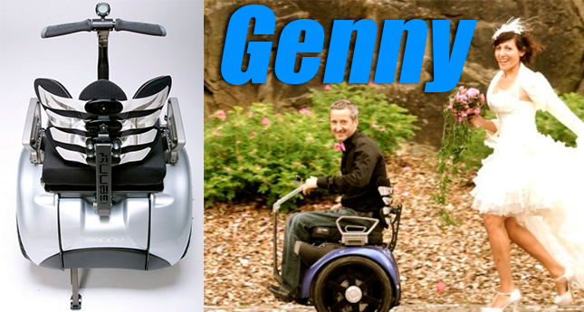 Genny o futuro é agora!