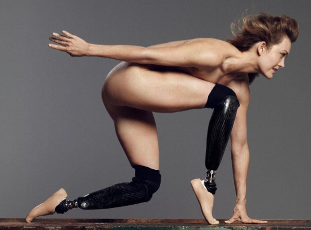 ESPN The Magazine 2014 Body Issue Amy Purdy