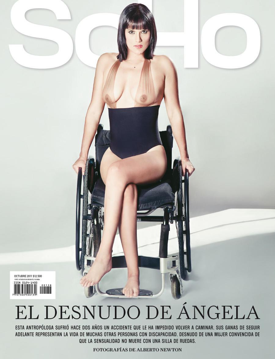 mulher cadeirante Angela Marques amigos cadeirantes ft8