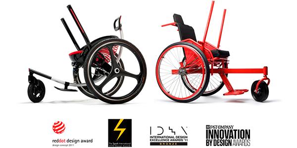 Cadeira-de-rodas-Freedom-Leveraged-verções