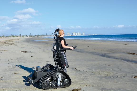 cadeira de rodas para praia